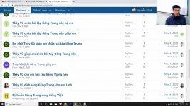 Gõ tiếng Trung SoGou PinYin trên máy tính Phần 2