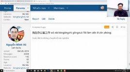 Gõ tiếng Trung SoGou PinYin trên máy tính Phần 4