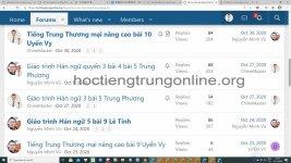 Bản tin Thời sự tiếng Trung mỗi ngày bài 6 - Đọc báo tiếng Trung - Tin tức tiếng Trung - Diễn đàn học tiếng Trung uy tín ChineMaster Thầy Vũ