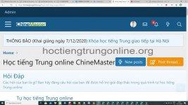 Bản tin Thời sự tiếng Trung mỗi ngày bài 14 - Tin tức tiếng Trung - Thời sự tiếng Trung - Diễn đàn học tiếng Trung uy tín Thầy Vũ ChineMaster
