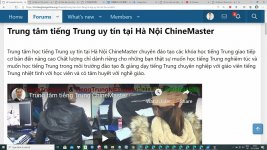 Bản tin Thời sự tiếng Trung mỗi ngày bài 22 - Thời sự tiếng Trung - Bản tin tiếng Trung - Diễn đàn học tiếng Trung uy tín Thầy Vũ ChineMaster