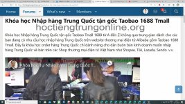 Từ vựng tiếng Trung Mua hàng Taobao Linh kiện máy móc - Khóa học nhập hàng Trung Quốc tận gốc Taobao 1688 Tmall từ A đến Z Thầy Vũ ChineMaster