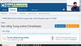 Gõ tiếng Trung SoGou trên máy tính Bài 1