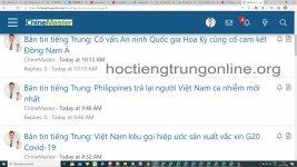 Bản tin tiếng Trung: Thi thể thứ sáu được trục vớt từ địa điểm sạt lở đất miền Trung Việt Nam - Diễn đàn học tiếng Trung uy tín nhất tốt nhất ChineMaster Thầy Vũ