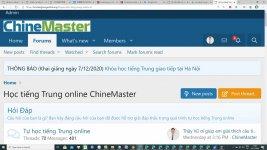 Bản tin tiếng Trung: Việt Nam kêu gọi mô hình toàn cầu mới để phát triển - Diễn đàn học tiếng Trung uy tín nhất Hà Nội TP HCM Thầy Vũ ChineMaster