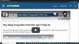 Bản tin tiếng Trung: Việt Nam xác nhận 5 trường hợp Covid-19 mới - Diễn đàn học tiếng Trung uy tín nhất và lớn nhất Việt Nam Thầy Vũ ChineMaster