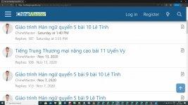 Bản tin tiếng Trung: Gặp may ở Việt Nam - Diễn đàn học tiếng Trung lớn nhất và uy tín nhất Việt Nam ChineMaster Thầy Vũ