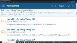 Bản tin tiếng Trung: Người đàn ông bị bắt ở TP HCM vì lừa người nước ngoài 2,45 triệu USD - Diễn đàn học tiếng Trung Quốc mỗi ngày ChineMaster Thầy Vũ là kênh chia sẻ tài liệu học tiếng Trung miễn phí
