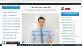 Bài tập luyện dịch tiếng Trung ứng dụng Bài 7 - Diễn đàn học tiếng Trung ChineMaster Thầy Vũ chia sẻ tài liệu học tiếng Trung Quốc mỗi ngày miễn phí và chất lượng