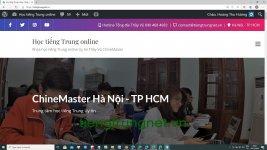 Bài tập luyện dịch tiếng Trung ứng dụng Bài 8 - Diễn đàn học tiếng Trung Thầy Vũ ChineMaster là kênh chia sẻ tài liệu giảng dạy các lớp phiên dịch tiếng Trung và dịch thuật tiếng Trung