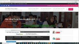 Bài tập luyện dịch tiếng Trung ứng dụng Bài 11 - Diễn đàn học tiếng Trung Quốc mỗi ngày ChineMaster Thầy Vũ là kênh chia sẻ tài liệu học tiếng Trung online uy tín và miễn phí