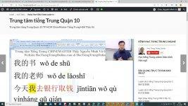 Giáo trình luyện dịch tiếng Trung Bài 3 - Tài liệu luyện dịch tiếng Trung ứng dụng - Sách bài tập luyện dịch tiếng Trung thực tế Thầy Vũ ChineMaster