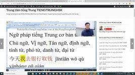 Giáo trình luyện dịch tiếng Trung Bài 4 - Bài tập luyện dịch tiếng Trung ứng dụng thực tế Thầy Vũ - Tài liệu luyện kỹ năng dịch tiếng Trung ChineMaster