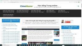 Gõ tiếng Trung Sogou Pinyin trên máy tính Bài 5 - Tải bộ gõ tiếng Trung sogou pinyin về máy tính - Học tiếng Trung qua bộ gõ tiếng Trung sogou pinyin Thầy Vũ ChineMaster