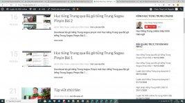 Gõ tiếng Trung Sogou Pinyin trên máy tính Bài 7 - Tải bộ gõ tiếng Trung sogou pinyin về máy tính - download bộ gõ tiếng trung sogou pinyin phiên bản mới Thầy Vũ ChineMaster