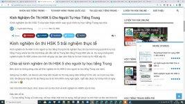Bộ gõ tiếng Trung Sogou Pinyin Bài giảng số 6 - Tải bộ gõ tiếng Trung sogou pinyin về máy tính - Học tiếng Trung sogou pinyin Thầy Vũ ChineMaster