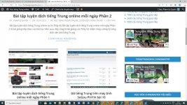 Tài liệu luyện dịch tiếng Trung ứng dụng Bài tập 2 - Download bộ gõ tiếng Trung sogou pinyin - Giáo trình bài tập luyện dịch tiếng Trung ứng dụng thực tế Thầy Vũ ChineMaster