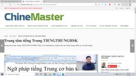 Học tiếng Trung theo chủ đề Mất Ví tiền trung tâm ChineMaster
