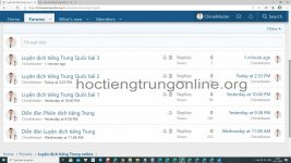 Luyện dịch tiếng Trung Quốc Bài 3 - Giáo trình luyện dịch tiếng Trung ứng dụng - Bài tập luyện dịch tiếng Trung ứng dụng thực tế ChineMaster Thầy Vũ