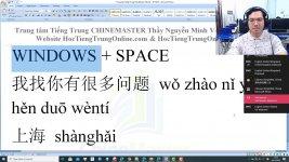 Học tiếng Trung theo chủ đề Dùng bữa