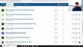 Học tiếng Trung theo chủ đề Lãng mạn TiengTrungHSK ChineMaster