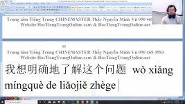 Học tiếng Trung theo chủ đề Tại tiệm giặt đồ